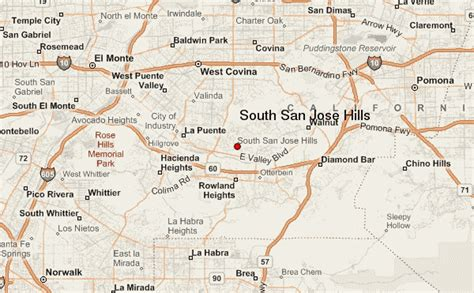 san jose south map gu 237 a urbano de south san jose