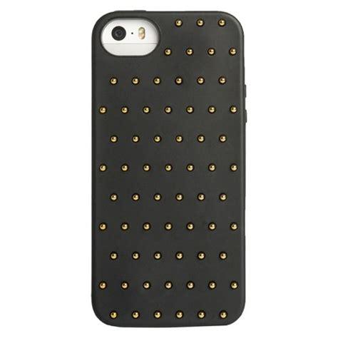 iphone 5s cases target agent18 iphone 5 5s studs edgevest black target