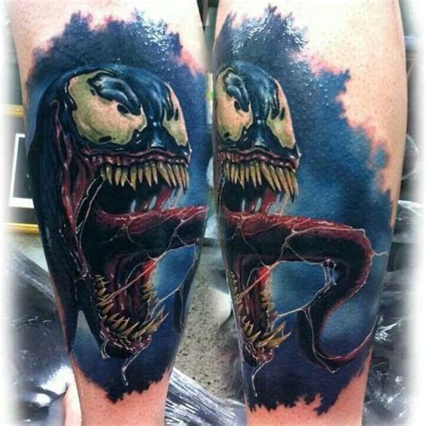 venom ink tattoo wow venom tattoos i like venom this