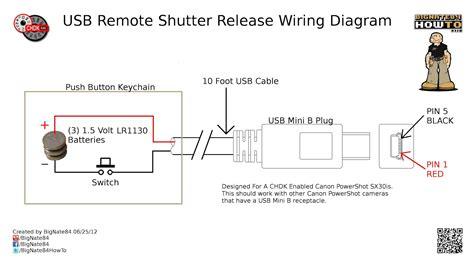 usb cable pinout diagram