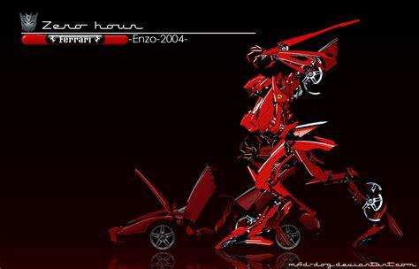 Image Gallery Transformers Ferrari