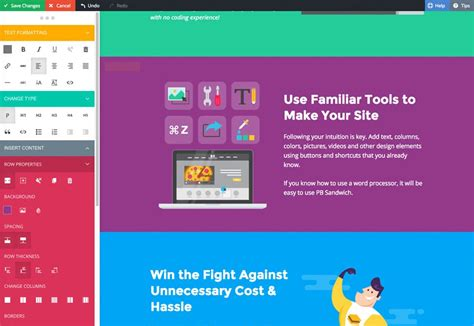 wordpress theme editor drag and drop 10 best drag and drop page builders for wordpress 2018