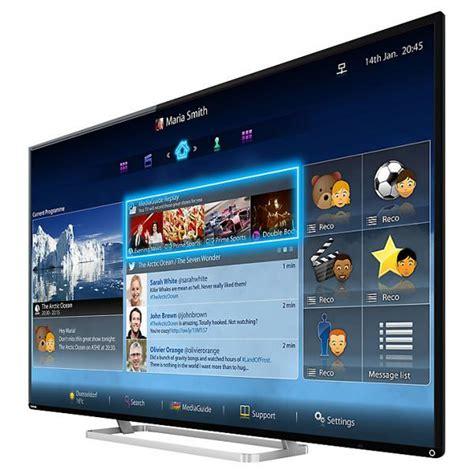 Led Toshiba Smart Tv Hd 43l5650 47 toshiba 47l7453db hd 1080p freeview hd smart led 3d tv