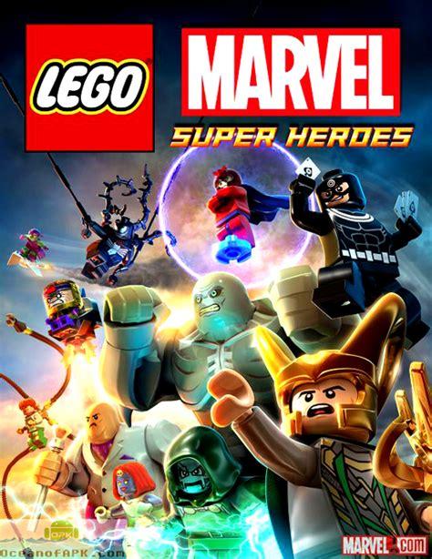marvel heroes apk lego marvel heroes mod apk free