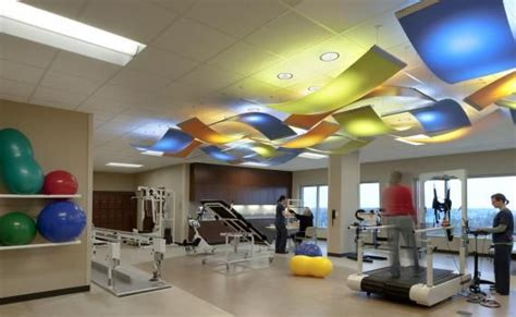 Do All Hospitals Offer Detox by In The Rehabilitation Therapy Space Colorful Cloud
