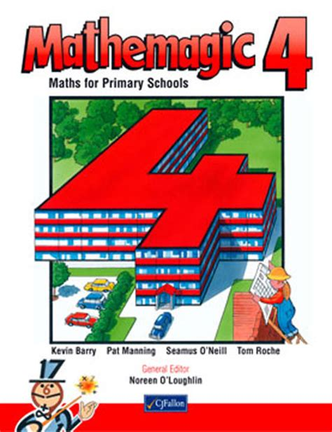 Revision Essentials P34 Primary Science Book A mathemagic book 4 maths fourth class primary books