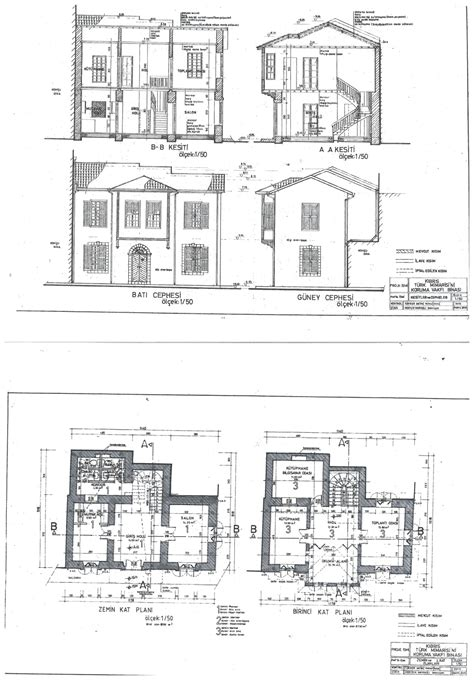 house plan elevation section house plans sections elevations pdf home design and style