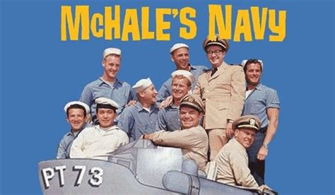 mchale s navy pt boat mchale s navy is a comedy series about a pt boat crew