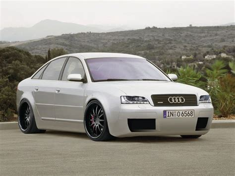 Audi A6 Tuning by Audi A6 2 7t 2002 Tuning Audi A6 Tuning Related Images