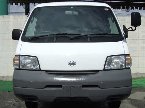 vanette nissan nissan vanette van cd 2003 used for sale