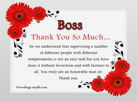 Thank You Note To The Best Thank You Notes For Wordings And Messages