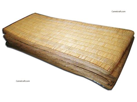 The Mattress by Mattress Natural Fibers Straw Mattress