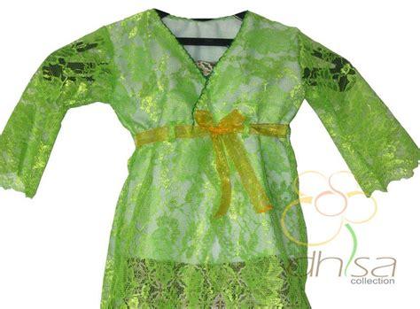 Stelan Kebaya Ba 120 grosir baju anak tanah abang baju kaos anak anak