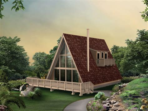 a frame house designs juneau a frame vacation home plan 008d 0142 house plans