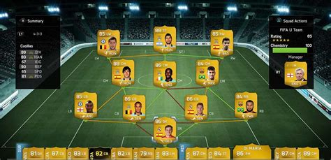 best fifa 14 ultimate team my fut 14 diary of my fifa 14 ultimate team club