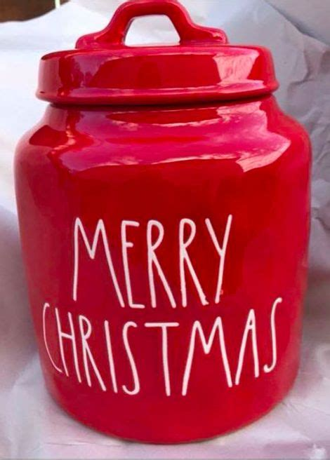 rae dunn merry christmas canister diso rae dunn love iso ray dunn christmas kitchen