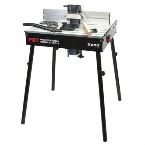 Professional Tables by Trend Prt Professional Router Table Uk 230v Powertool World