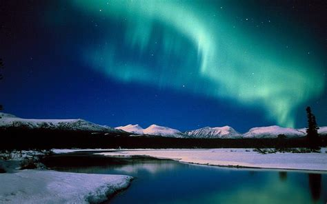 where are the northen aurora borealis northern lights pictures cool things