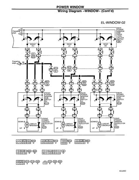 repair guides electrical system 1999 power window