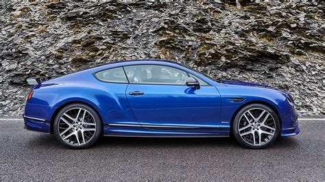 bentley sports coupe bentley continental supersports 2017 review by car magazine