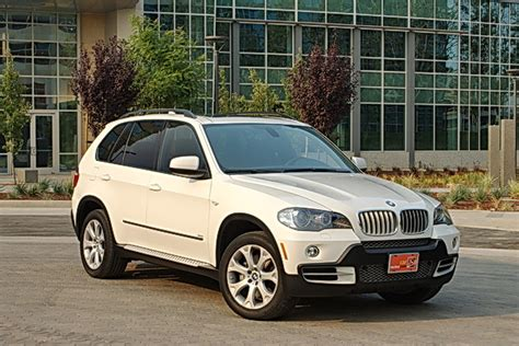 bmw x5 2008 review impressions 2008 bmw x5 4 8i car reviews and news