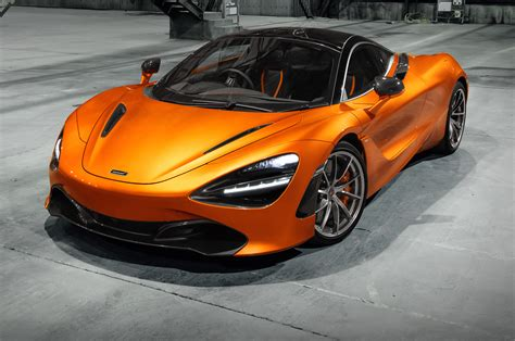 2018 mclaren 720s look recalibrating the supercar