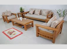 American made dining room furniture, wooden sofa sets ... Wooden Simple Sofa Chair