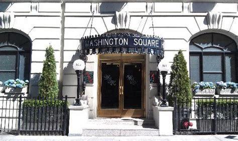 washington square inn washington square hotel new york city ny hotel