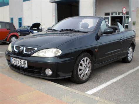 Second Hand Renault Megane Cabriolet For Sale San Javier