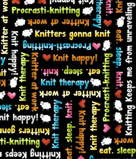knit happy knit happy