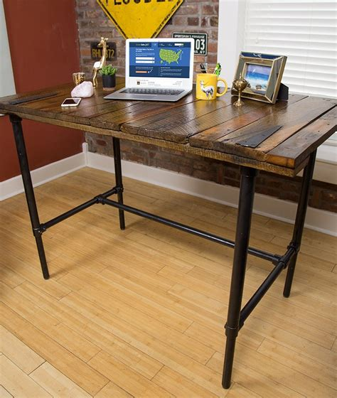10 best barn door table ideas images on pinterest barn door tables farm tables and dining diy barn door to standing desk estatesales net blog