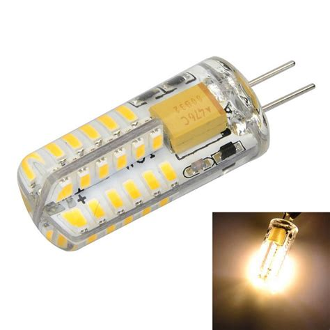 G4 Led Light Bulb G4 5w 500lm Warm White Light 48 Smd 3014 Led L Bulb Ac Dc 12v Free Shipping Dealextreme
