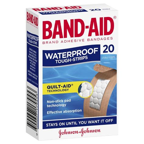 Band Aid Wars 15 Strips buy band aid tough strips waterproof regular 20 at chemist warehouse 174