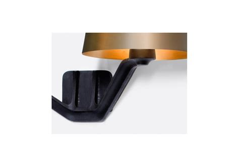 tom dixon base wall l base wall light tom dioxn lada da parete milia shop