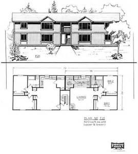 4 Plex House Plans 4 Plex House Plans House Plans Home Designs