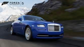 Rolls Royce Wrath Rolls Royce Wraith Debuts In Forza 5 Gtspirit