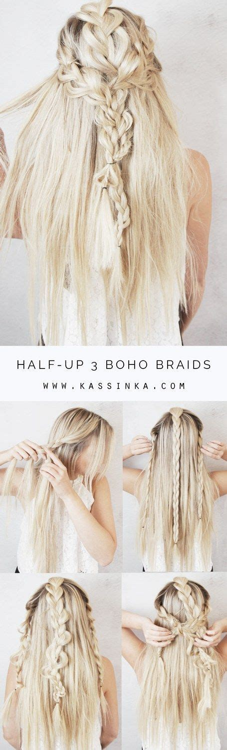 casual hairstyles for greasy hair best 25 thick braid ideas on pinterest loose side