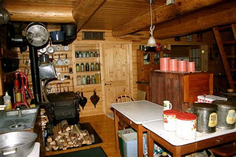 homestead kitchen kenny lake inside an alaska homestead kitchen in kenny