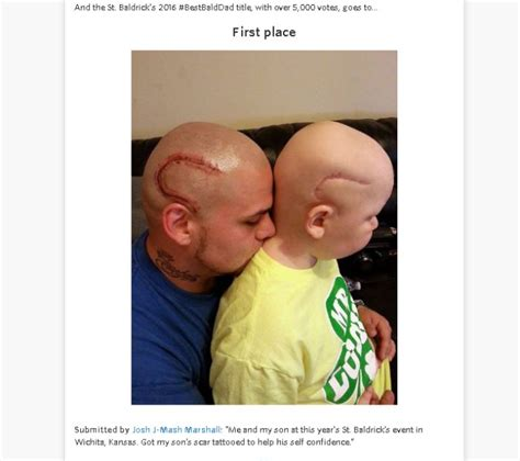 this amazing father s gesture for his cancer battling son