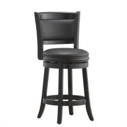 bar stools bar height boraam augusta 24 quot counter height swivel black bar stool ebay