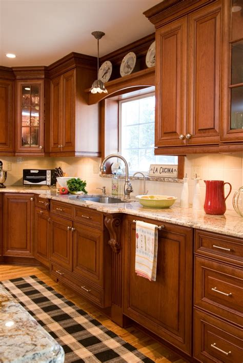 Kitchen Cabinets Light Nda Kitchens Light Granite Dark Cabinets House