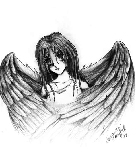 fallen angel by imaginary ang3l on deviantart