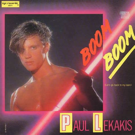 Boom Boom Boom Lets Go Back To Room by Paul Lekakis Boom Boom Let S Go Back To Room