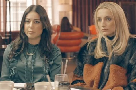 Tiff Eye Roll 17 most awkward made in chelsea moments did you notice