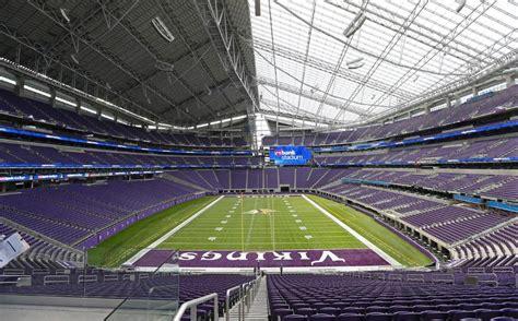 ultimate fan zone us bank stadium u s bank stadium vikings stadium stadiumdb com