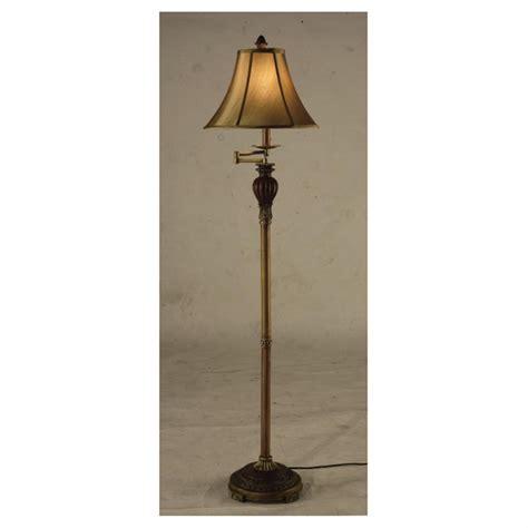 double swing arm lamp