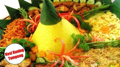 membuat nasi kuning sederhana resep cara membuat nasi kuning tumpeng praktis