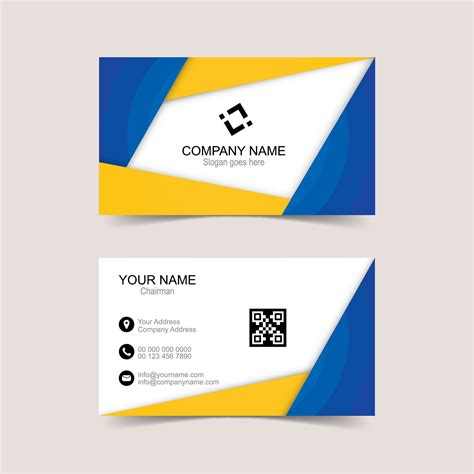 4over Business Card Template by Free Business Card Layout Template Choice Image Business