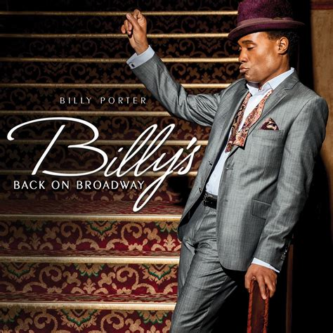 billy porter contact billy porter billy s back on broadway black grooves
