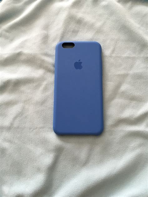Mantap Iphone 6 6s Plus Silicone Royal Blue De Diskon wts apple silicone for 6 6s royal blue 4 7 quot iphone